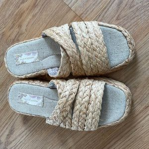 """Brand new """"band of gypsies"""" loafers"""